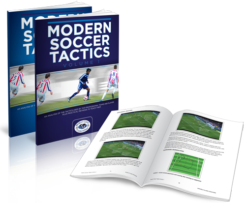 Modern Soccer Tactics – Coaching Soccer Tactics